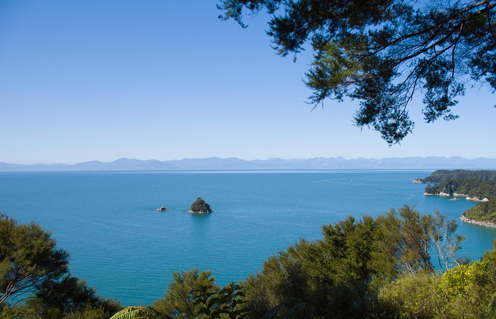 Abel Tasman - South Head