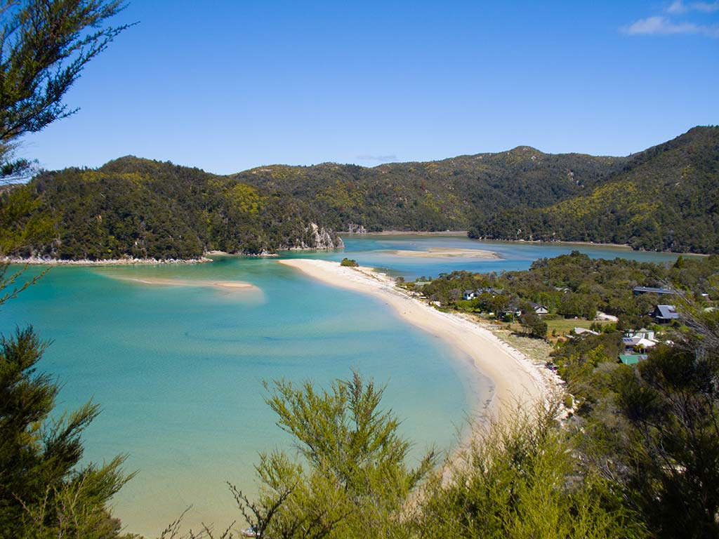 Abel Tasman - Torrent Bay
