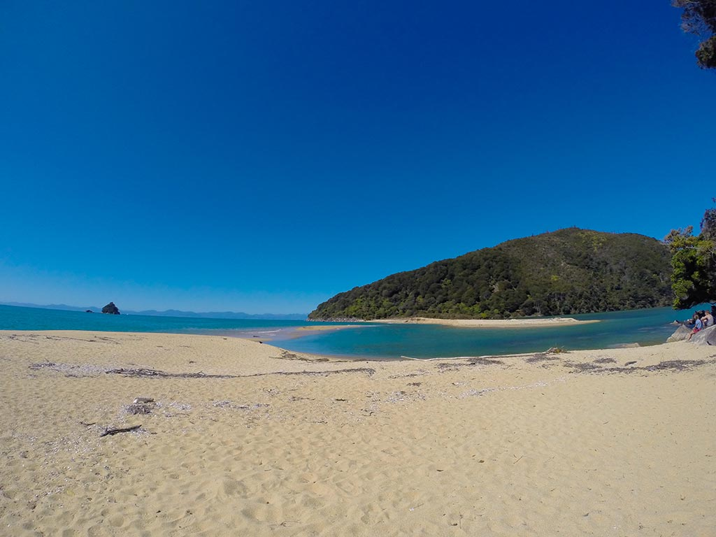 Sandfly Bay WIDE - Abel Tasman