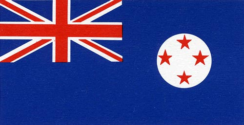 New Zealand Code Signal Flag