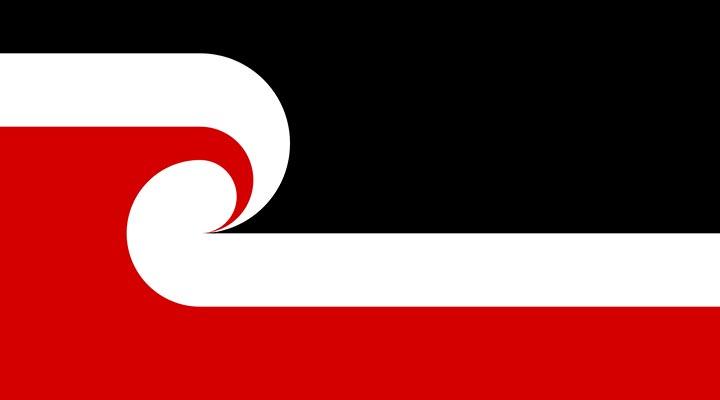 Drapeau Maori : Tino Rangatiratanga