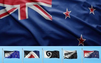 La Nouvelle-Zélande en quête d'un nouveau drapeau