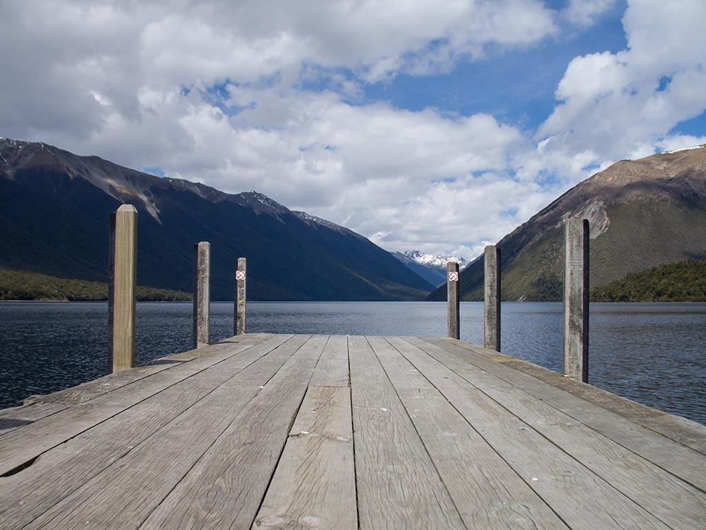 Lac Rotoiti - Nelson Lakes