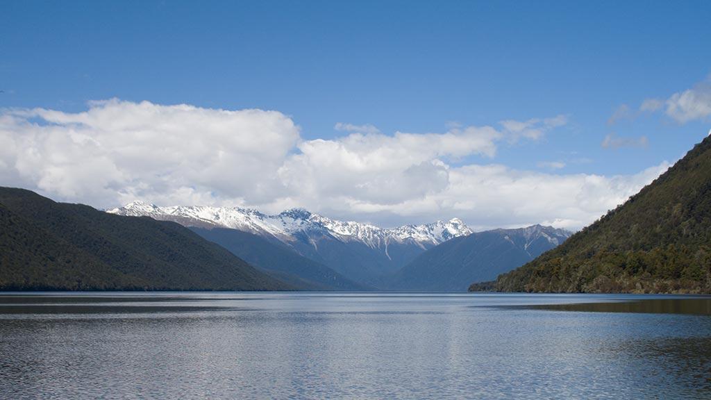 Lac Rotoroa - Nelson Lakes