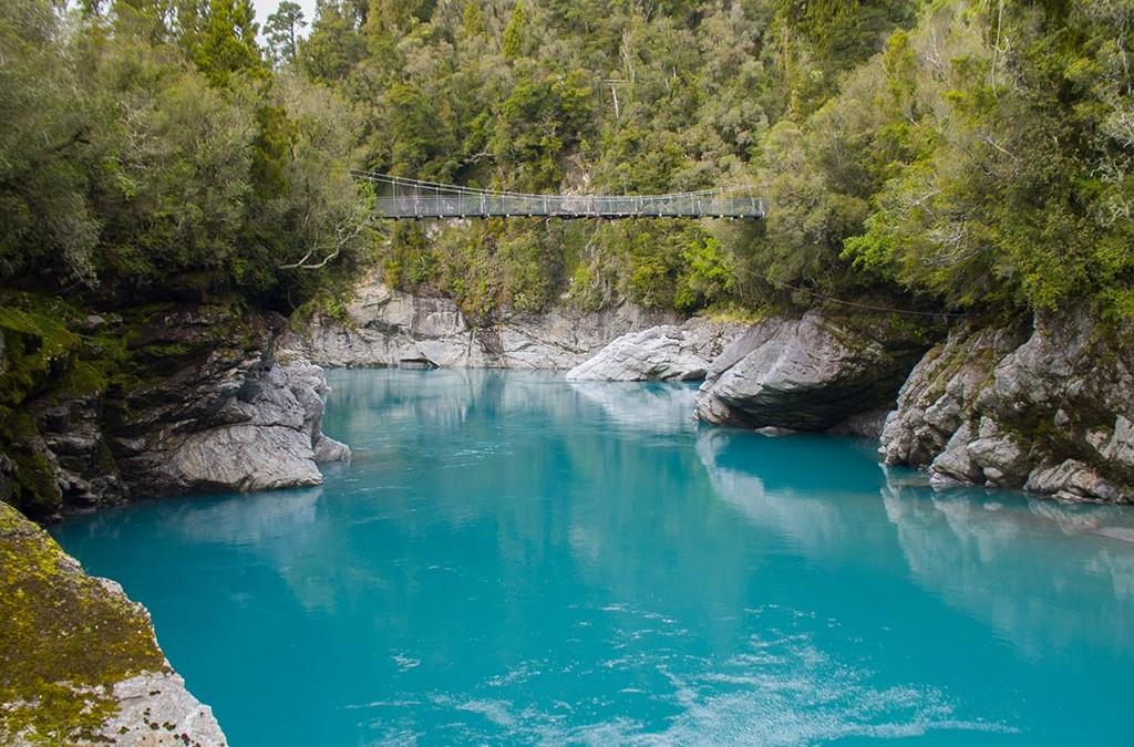 La West Coast – Hokitika, Franz Josef Glacier et Fox Glacier (Partie 2)