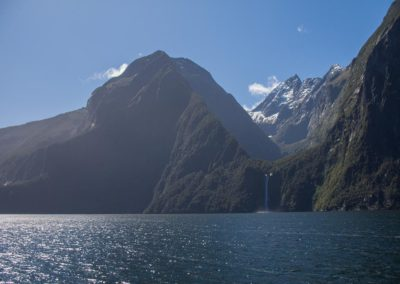 Milford Sound Cruise 06