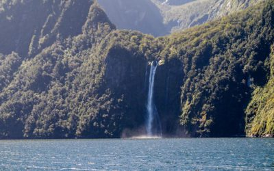 Une excursion au Milford Sound, dans le Fiordland