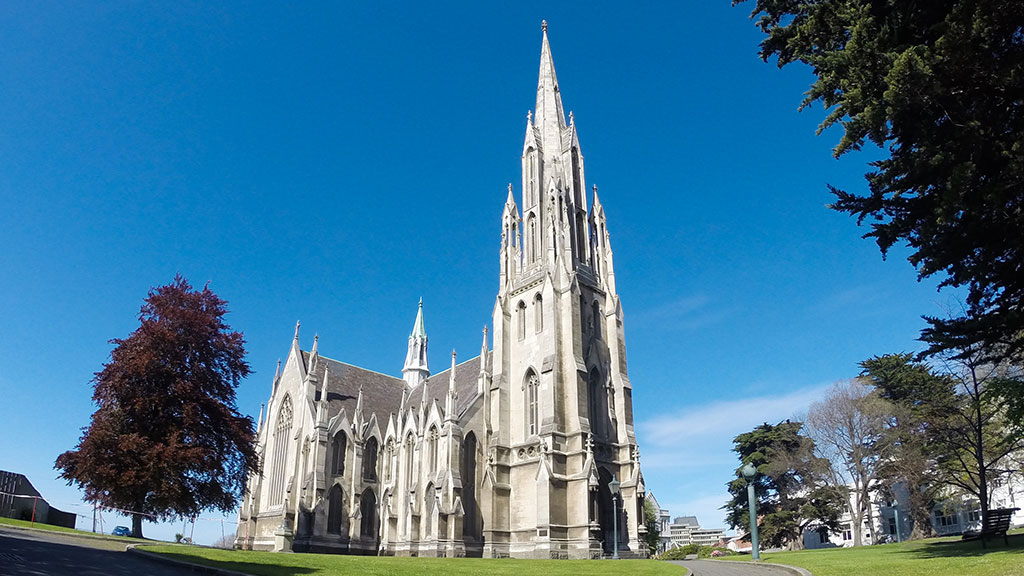 First Church of Otago - Dunedin
