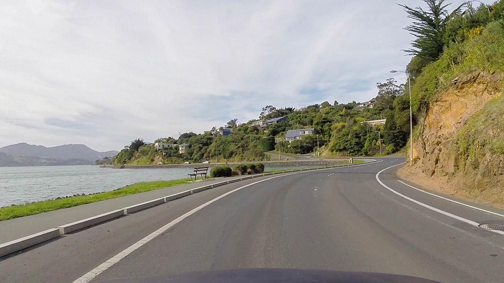 Otago Peninsula - Portobello Road